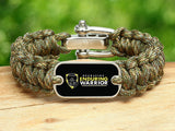 Regular Survival Bracelet™ - Operation Enduring Warrior B