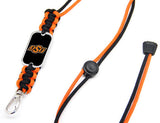 Neck ID Lanyard - Officially Licensed - Oklahoma State Cowboys®