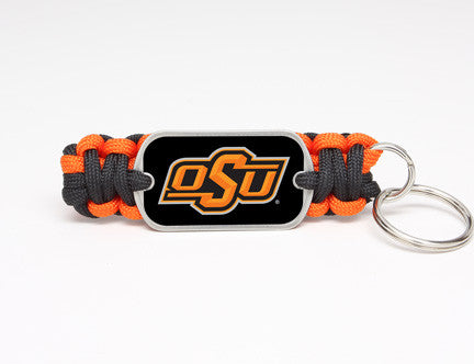 Key Fob - Officially Licensed - Oklahoma State Cowboys®