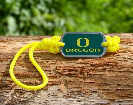 Gear Tag - Officially Licensed - Oregon Ducks® V2