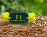 Key Fob - Officially Licensed - Oregon Ducks® V2