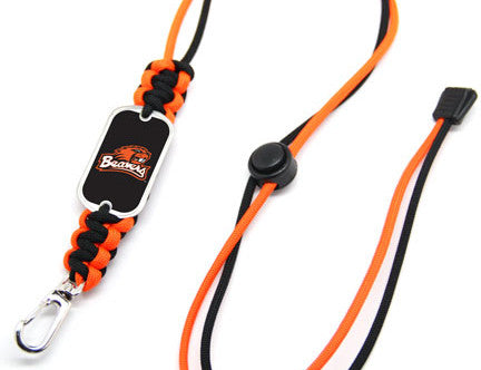 Neck ID Lanyard - Officially Licensed - Oregon State Beavers™
