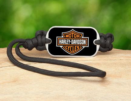 Gear Tag - Harley-Davidson® - Black