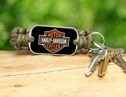 Key Fob - Harley-Davidson® - Matches Multicam®