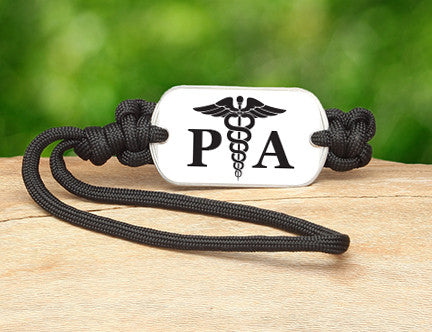Gear Tag - Physician Assistant Tag