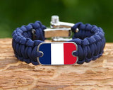 Regular Survival Bracelet™ - Support Paris