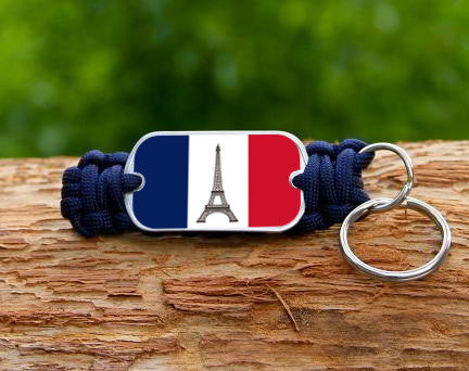 Key Fob - Support Paris