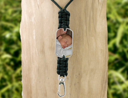 Neck ID Lanyard - Photo