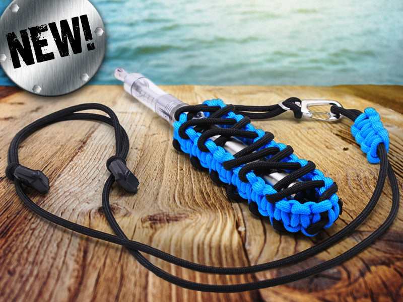 Paracord Pouch Lanyard