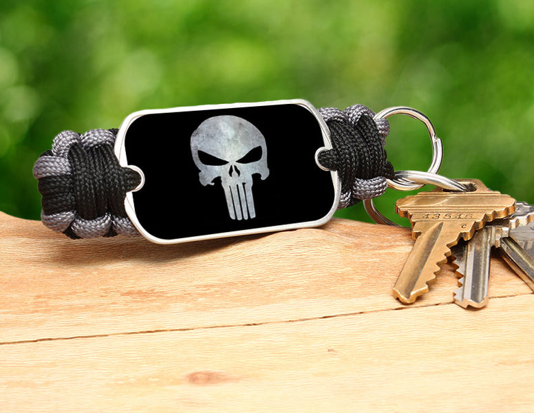 Key Fob - Punisher