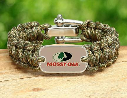 Regular Survival Bracelet™- Mossy Oak® - Matches Multicam®