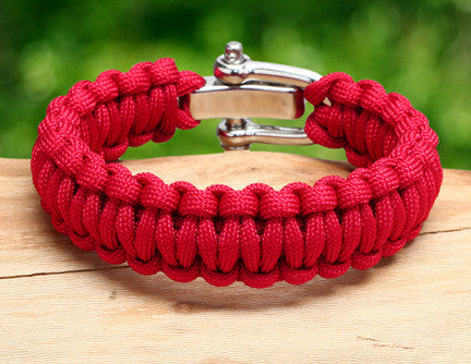 Regular Survival Bracelet™ - RED Friday