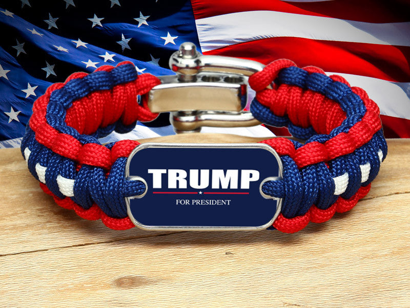 Regular Survival Bracelet™ - Trump 1