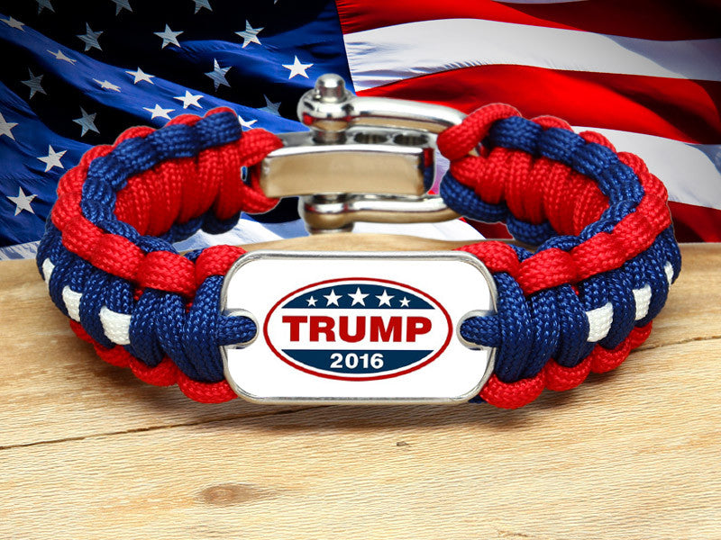 Regular Survival Bracelet™ - Trump 2