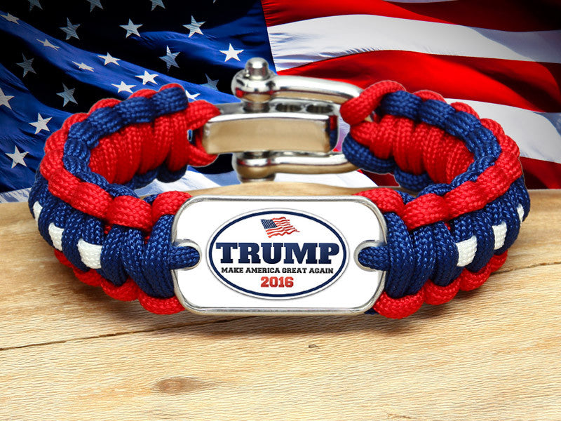 Regular Survival Bracelet™ - Trump 4