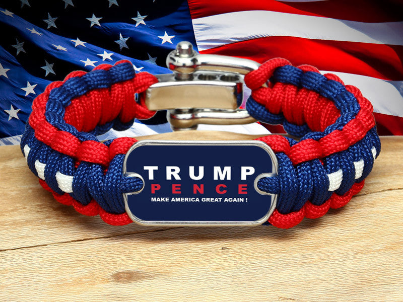 Regular Survival Bracelet™ - Trump 5