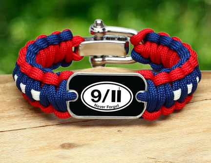 Regular Survival Bracelet™ - 9/11-v1