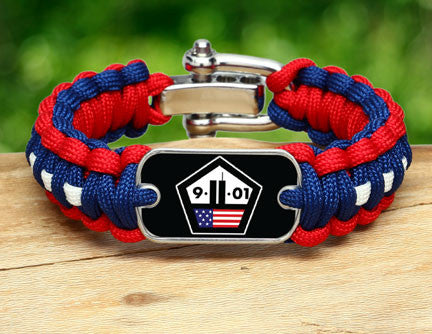 Regular Survival Bracelet™ - 9/11-v2