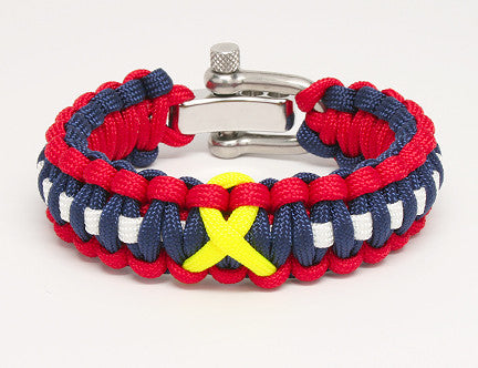 Regular Survival Bracelet™ - Troop Support