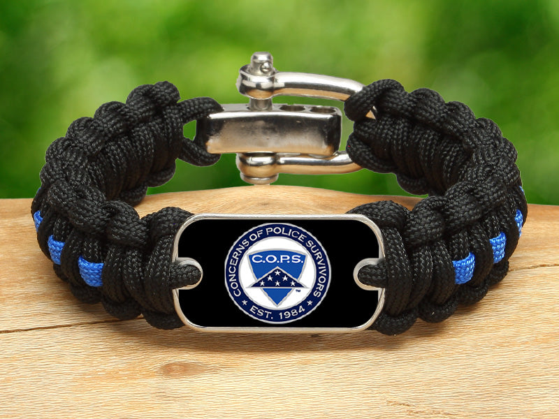 Regular Survival Bracelet™ - Concerns Of Police Survivors