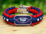Regular Survival Bracelet™ - Orlando Strong Blue