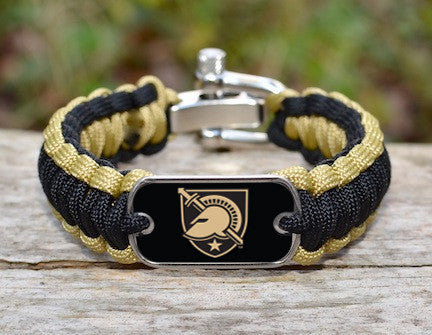 Regular Survival Bracelet™ - Officially Licensed - U.S. Military Academy®