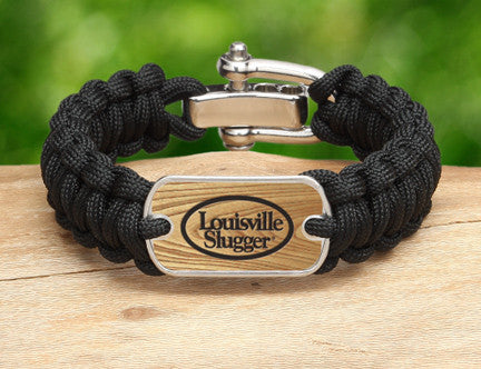 Regular Survival Bracelet -  Louisville Slugger®