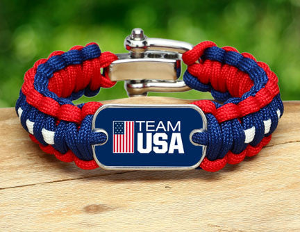 Regular Survival Bracelet­™ - Team USA