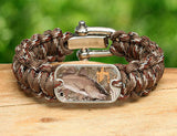 Regular Survival Bracelet™-Guy Harvey-Redfish Camo