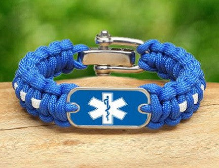 Regular Survival Bracelet™ - EMS Tag