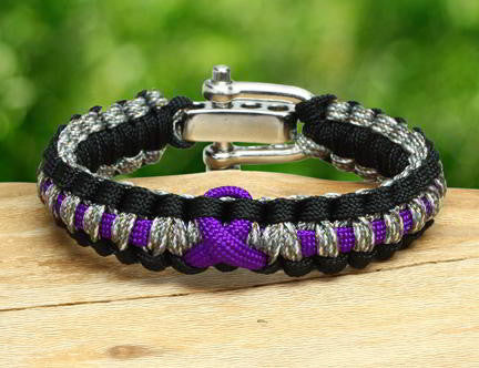 Light Duty Survival Bracelet™ -  Standard Ribbons