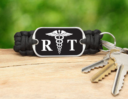 Key Fob - Respiratory Therapist Tag