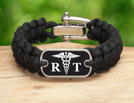 Regular Survival Bracelet™ - Respiratory Therapist Tag
