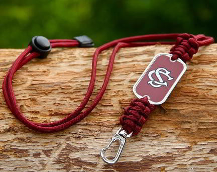 Neck ID Lanyard - Officially Licensed - South Carolina Gamecocks™ V2