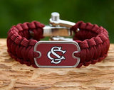 Regular Survival Bracelet - Officially Licensed - South Carolina Gamecocks™ V2