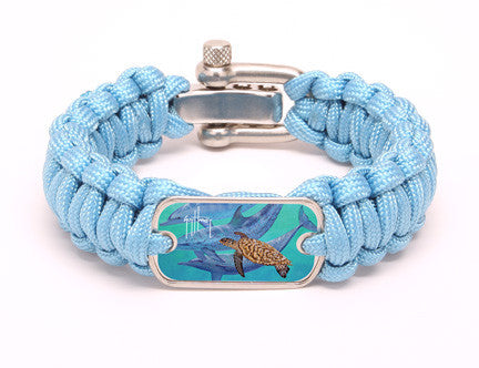 Regular Survival Bracelet™-Guy Harvey-Spots