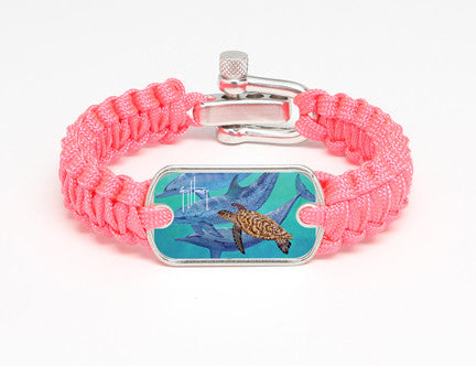 Light Duty Survival Bracelet™-Guy Harvey-Spots