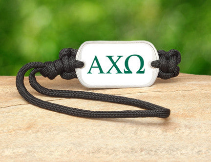 Gear Tag-Alpha Chi Omega Black