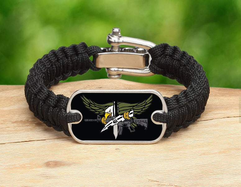 Light Duty Survival Bracelet™ - Police SWAT