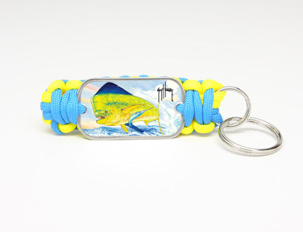 Key Fob-Guy Harvey-Top Fin