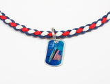Necklace-Guy Harvey-Tribute to America