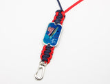 Neck ID Lanyard-Guy Harvey-Tribute to America