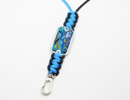 Neck ID Lanyard-Guy Harvey-Tuna Tango