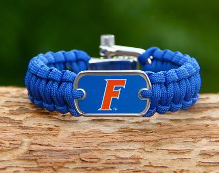 Regular Survival Bracelet™ - Officially Licensed - Florida Gators® V2