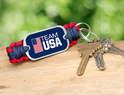 Key Fob - Team USA
