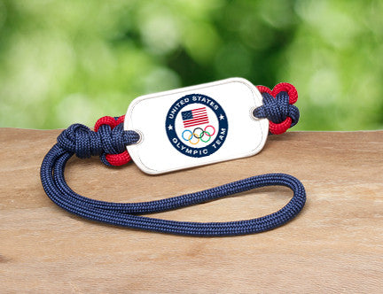 Gear Tag - US Olympic Team (White)