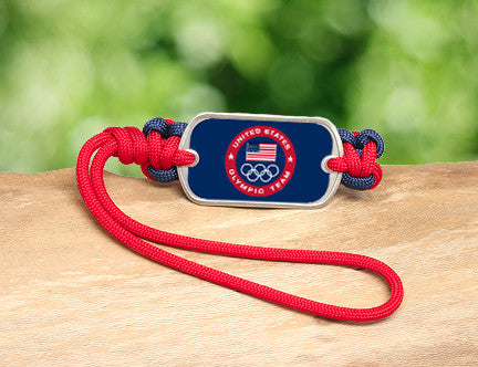 Gear Tag - US Olympic Team (Blue)