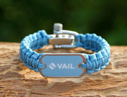 Light Duty Survival Bracelet - VAIL® 1