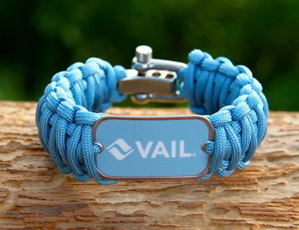 Wide Survival Bracelet - VAIL® 1