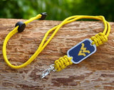 Neck ID Lanyard - Officially Licensed - West Virginia®  Mountaineers® V2